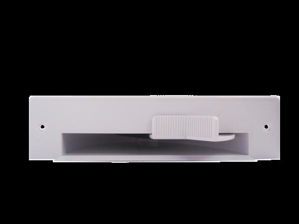 Blende TP-150W weiß für VP-150W